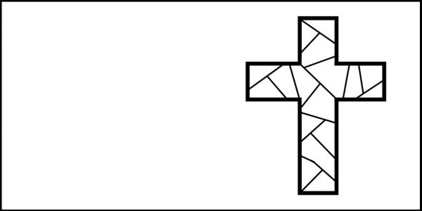 Vonkajšia strana krížika
