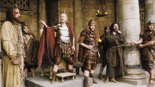 Ježiš u Piláta