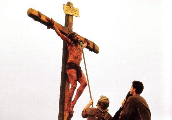 Ježiš na kríži